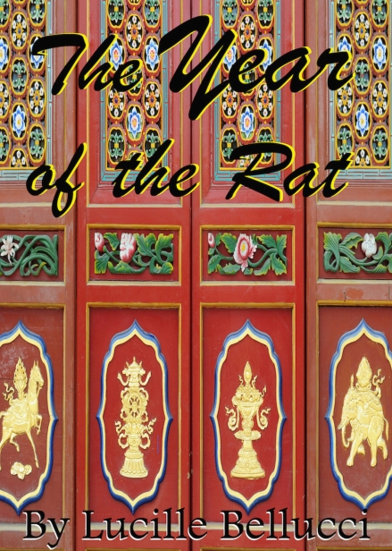 Chinese ancient door decorations